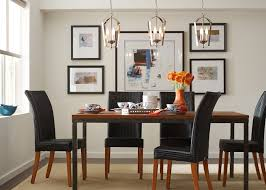 dining room lighting trends