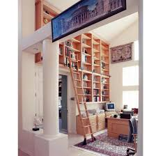 image ladder bookshelf design simple furniture. Glamorous Bookshelf With Sliding Ladder Photo Design Inspiration Image Simple Furniture