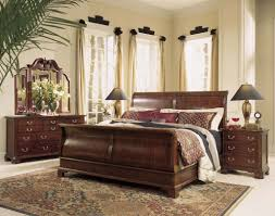 Sleigh Bed Bedroom Sets American Drew Cherry Grove Sleigh Bed