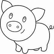 Small Picture Pig Colouring Pages 14106881 Aouous