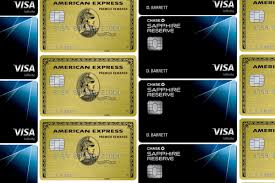 Is American Expresss Gold Card The New Chase Sapphire