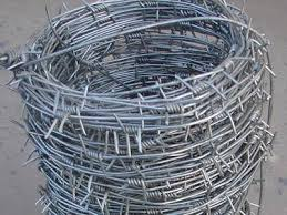 Barbed Wire Twist Type Single Double Or Traditional Barbed