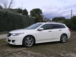 2011 Honda Accord viii tourer – pictures, information and specs ...