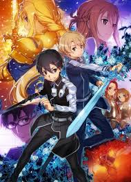 Sword Art Online Alicization Tv Anime To Cover Entire