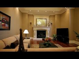 How To Decorate A Living Room YouTube Simple Living Room Decorated