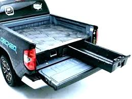 Truck Bed Storage Boxes Pickup Truck Bed Organizer Truck Bed Drawer ...