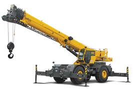 Image result for RT80 crane rough terrain
