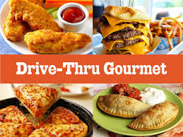 drive thru gourmet 4 for 4 meal a good deal at wendy s