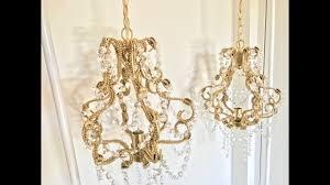 revamp bead crystal chandelier