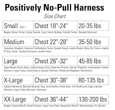 06 No Pull Harness Size Chart Victoria Stilwell Positively
