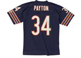 Size Walter Jersey Youth Payton