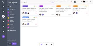 Project Tracker Easily Track Project Progress With Task Pigeon