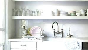 kitchen wall shelving units kitchen wall shelves for dishes such a pretty display for dishes hanging kitchen wall shelving units