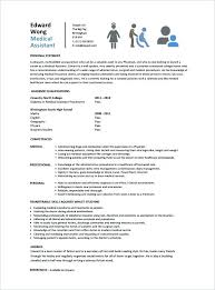 Free Medical Assistant Resume Template Inspiration Pdf Resume Template Resume Format To Simple Job Resume Template