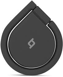 Кольцо-<b>держатель</b> для смартфона <b>TTEC</b> MagicRing, цвет: черный