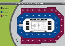 Citizens Business Bank Arena Seating Chart Citizens Business