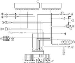 2005 kawasaki ninja zx 6r meter gauge circuit diagram 2006 kawasaki zx6r wiring diagram at 06 Zx6r Wiring Diagram Schematic