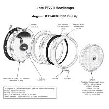 wiring diagrams for classic car parts from holden vintage jaguar j light inner seating rim
