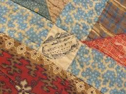 72 best Inking on Quilts images on Pinterest | Antique quilts ... & Repro Quilt Lover Adamdwight.com