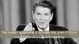 Ronald Reagan Famous Quote Quotes By People
