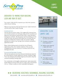 carpet cleaning flyer servicepro carpet cleaning flyer advertising is simple delaware