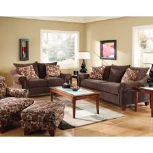 Living Room Chair And Ottoman Set Living Room Sets With Accent Chairs Nomadiceuphoriacom