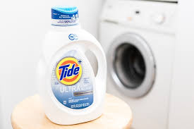 laundry detergent replacement. Unique Laundry A Bottle Of The Tide Ultra Stain Release Free Liquid Detergent Which Is A  White On Laundry Detergent Replacement E