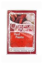 <b>Сыр</b> полутвердый <b>Cheese Lovers Песто</b> красный 50% 150 г ...