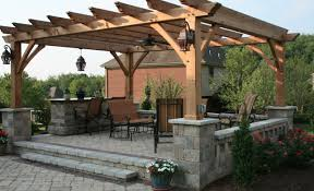 outdoor kitchens and patios designs. full size of patio \u0026 pergola:lovely outdoor kitchen design ideas using blue ceramic kitchens and patios designs