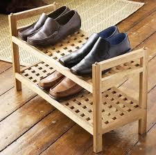 Fabulous Wooden Shoe Storage Creative Wooden Shoe Rack Hacks For Storage  Purpose Trends4us