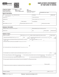 The employee can return to regular work the employee can work with the following restrictions: 65 Medical Release Forms For Work