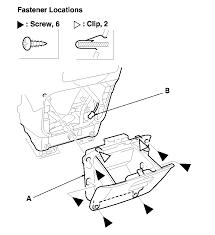 Honda Odyssey Diagram