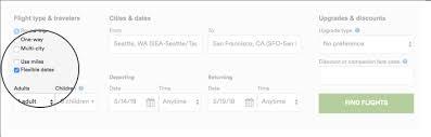 Flexible Dates Search Low Fare Calendar Alaska Airlines