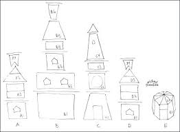 Victorian Gingerbread House Gingerbread House Template Large