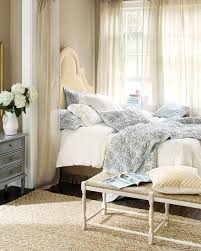 10 Ways to Place Your Bed in Front of a Window - How To Decorate