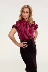 Alexandra Wentworth Connect In Celebrity Blogs Alexandra Wentworth Magenta Satin