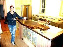 home depot wood sealer how to seal butcher block countertops should i my countertop
