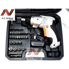 Greener-Máy vặn vít mini cầm tay có thể thay đổi hướng 5V siêu tiện lợi -  Máy khoan