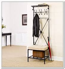 Coat Rack With Storage Baskets Coat Rack With Storage Baskets Home Design Ideas 86