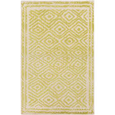 surya atlas lime 2 ft x 3 ft indoor area rug