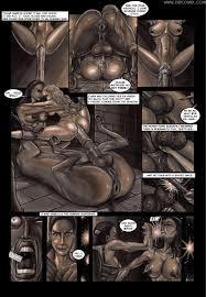 Hardcore girls sex The Vampire Huntress Volume 3 from Dbcomix.