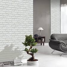 brick effect panels get the loft