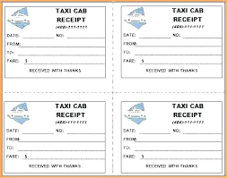 Taxi Bill Format Free Download Sample Taxi Bill Format India Buildbreaklearn Co