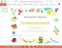 Preschool Graduation Certificate Editable Preschool Graduation Certificate Template 5 Certificates Templates