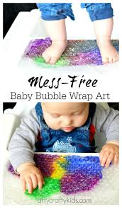 art and craft ideas for toddlers pinterest. baby bubble wrap art - sensory \u0026 toddler activity and craft ideas for toddlers pinterest a