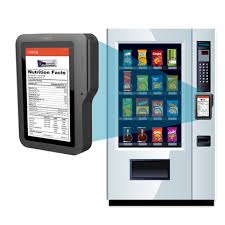 Touch Screen Vending Machines Custom AirVend Vending Touchscreen Technology