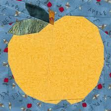 Delicious Apple Quilt Block Pattern & Golden Delicious Apple Quilt Block Pattern Adamdwight.com