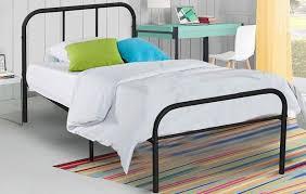metal platform bed frame. Twin Metal Platform Bed Frame