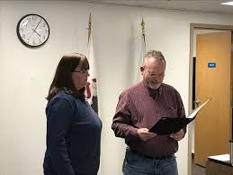 Gena Blair Recognized For 25 Years Of Dedicated Service With ECSD |  Effingham Radio