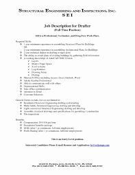 Drafting Resume Examples Draftsman Resume Sample Nguonhangthoitrang Net